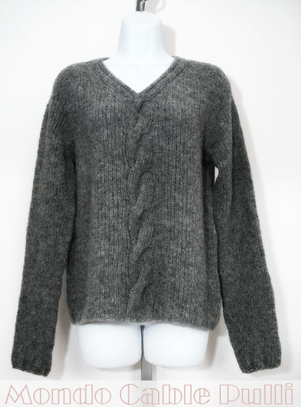 Chic Knits Mondo Cable Pulli
