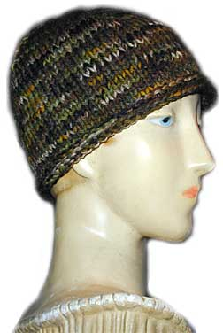 Design Patterns   Free Beanie Hat Knitting Patterns
