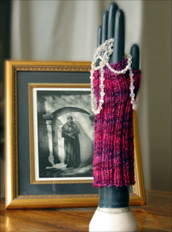 Winter Warmers – Free Knitting Patterns for Scarves – Page 1
