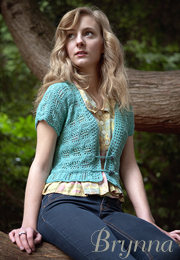 Chic Knits BRYNNA<br />Knitting Pattern