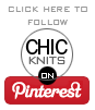 Chic Knits on Pinterest
